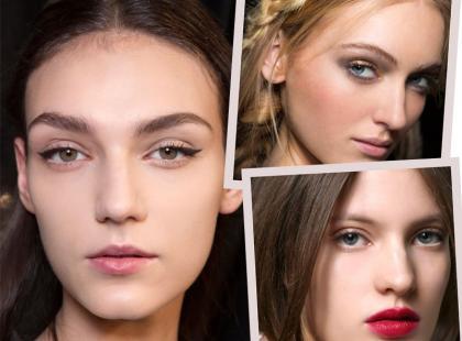 Najmodniejsze makijaże na jesień, które musisz wypróbować na sobie!