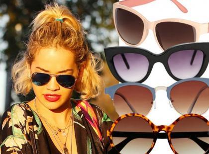 Najmodniejsze okulary na wiosnę 2014!