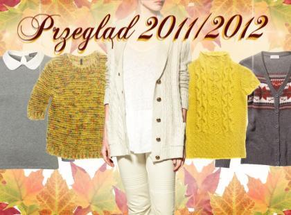Najmodniejsze swetry na jesień i zimę 2011/2012!