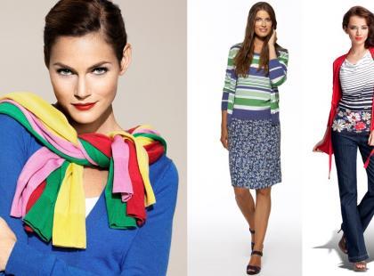 Najmodniejsze swetry na wiosnę i lato 2012!