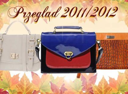 Najmodniejsze torebki na jesień i zimę 2011/2012
