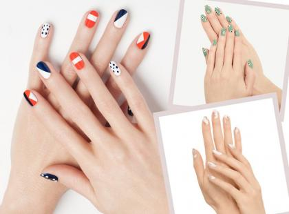 Najmodniejsze wzory na paznokciach na lato