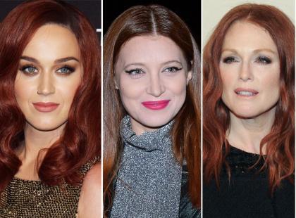 Najmodniejszy kolor włosów tej jesieni?