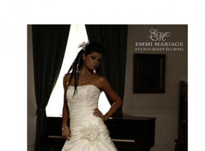Najnowsza kolekcja sukien ślubnych Emmi Mariage