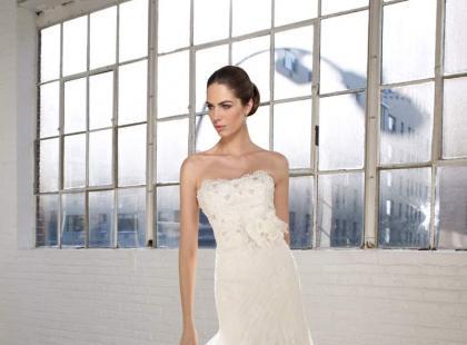 Najnowsza kolekcja sukni ślubnych Madeline Gardner New York
