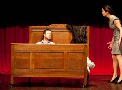 """Najnowsza premiera Teatru Współczesnego - """"Pułapka"""""""