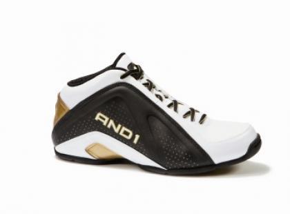 Najnowsze buty koszykarskie AND1