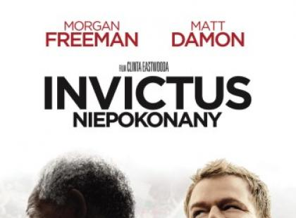 """Najnowsze dzieło Clinta Eastwooda - """"Invictus - Niepokonany"""" już na DVD!"""