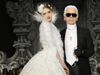 Najnowsze haute couture od Chanel