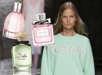 Najnowsze perfumy na wiosnę 2014