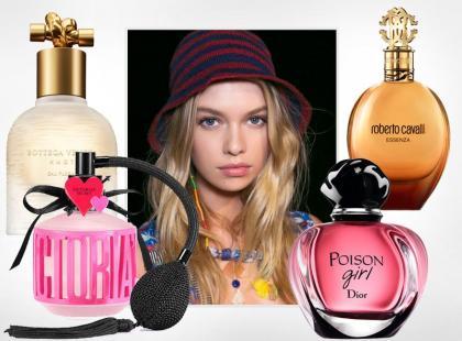 Najnowsze perfumy na wiosnę 2016