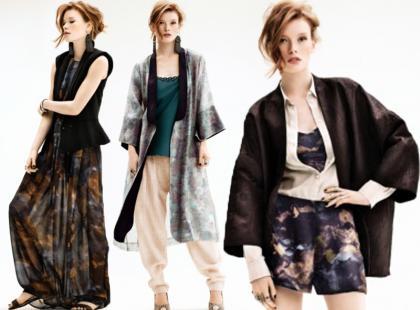Najnowsze propozycje z H&M w orientalnym stylu