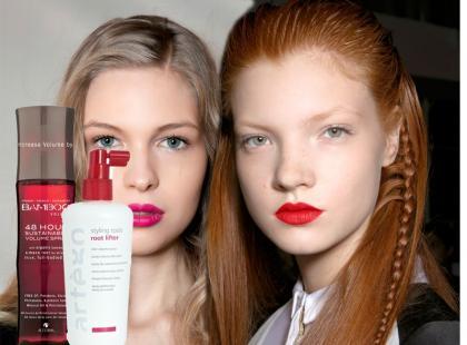 Najnowsze spraye na objętość włosów
