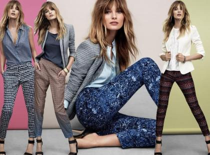 Najnowsze stylizacje od H&M na lato 2013