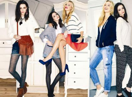 Najnowsze stylizacje od New Look na wiosnę i lato 2013