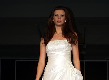 Najnowsze trendy w modzie ślubnej - Torwar 2009