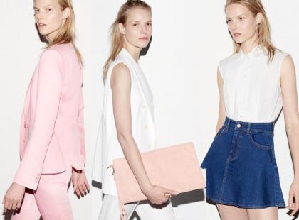 Najnowszy lookbook Zara na lato 2013