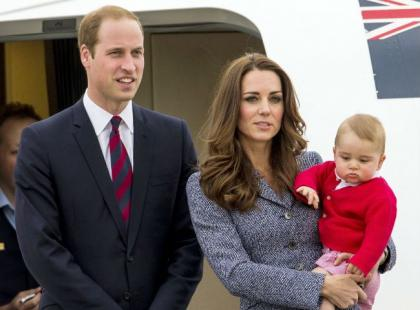 Najpiękniejsza rodzina świata opuszcza Australię. Mały George skradł serca wszystkich