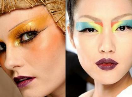 Najpiękniejsze makijaże Diora