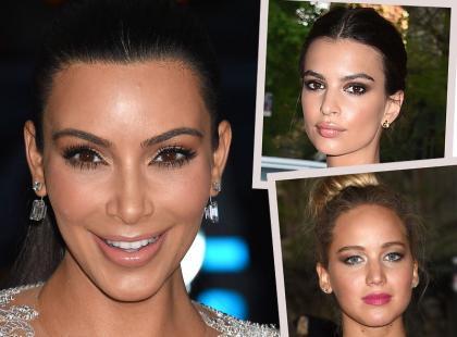 Najpiękniejsze makijaże i fryzury gwiazd na Gali MET 2015