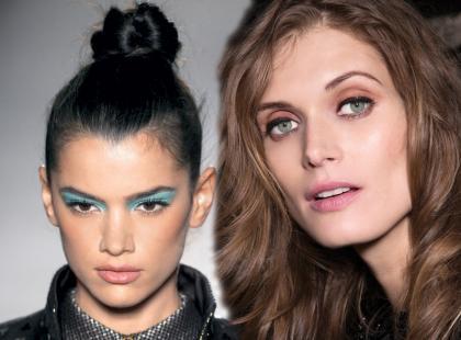 Najpiękniejsze makijaże na jesień - trendy