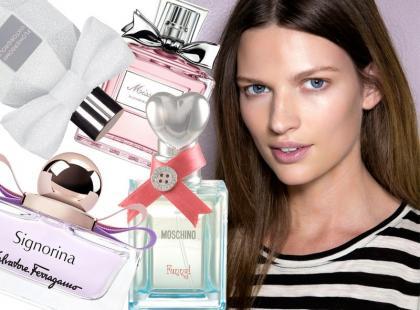 Najpiękniejsze perfumy na lato 2014