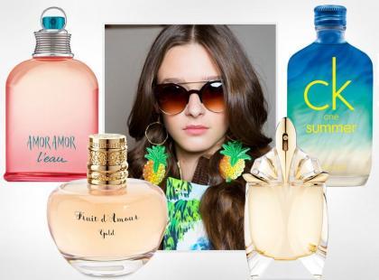 Najpiękniejsze perfumy na lato 2015