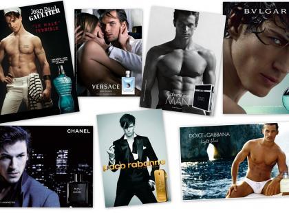 Najpiękniejsze reklamy perfum dla mężczyzn