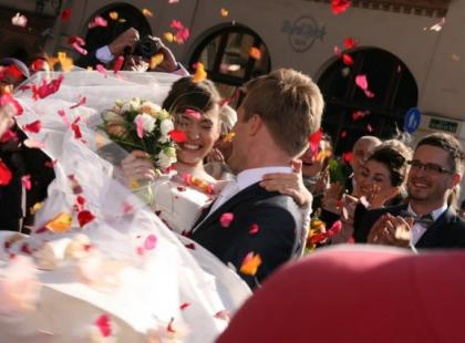 Najpiękniejsze serialowe śluby - inspiracje