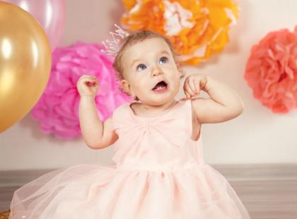 Najpiękniejsze sesje zdjęciowe niemowlaków