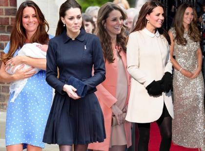 Najpiękniejsze stylizacje księżnej Kate