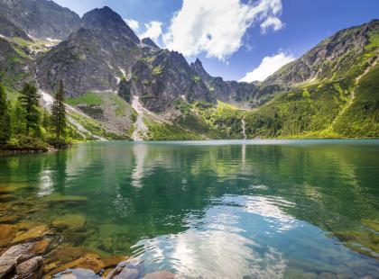Najpiękniejsze szlaki w Tatrach