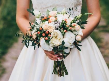 Najpiękniejszy bukiet ślubny - aż 60 propozycji!