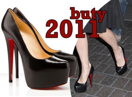 Najpopularniejsze buty roku 2011