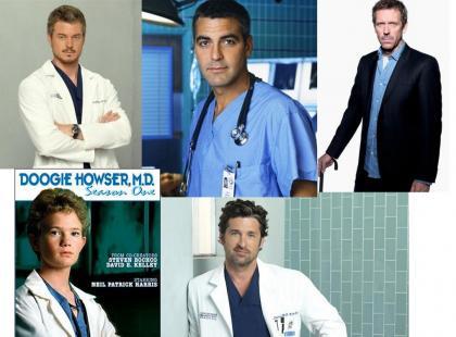 Najprzystojniejsi lekarze z seriali medycznych