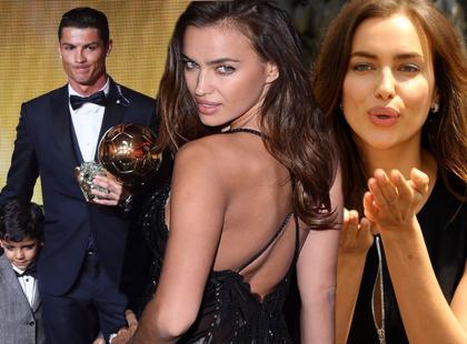 Najseksowniejsza kobieta świata rzuciła Christiano Ronaldo!