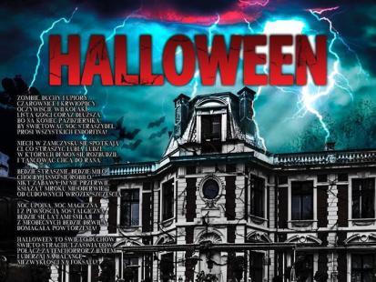Najstraszniejszy Halloween w całej Warszawie!