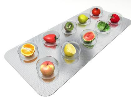 Najważniejsze składniki w codziennej diecie