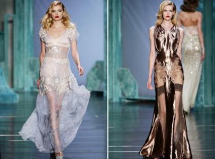 Najważniejsze trendy wiosna/lato 2010 - femme fatale