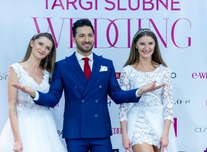 Największa ślubna inspiracja tego sezonu! Ekskluzywne pokazy polskich i światowych projektantów sukien ślubnych i wizytowych!