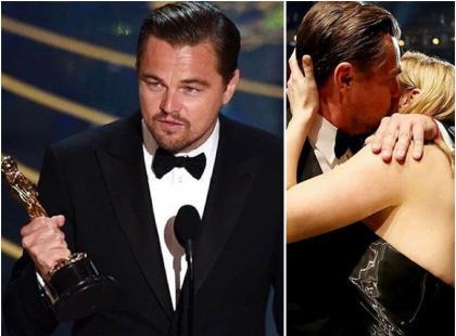 Największy wygrany Oscarów! DiCaprio nie powstrzymywał łez