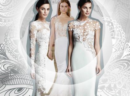 Najwspanialsze koronkowe suknie ślubne! Zobacz najpiękniejsze inspiracje!