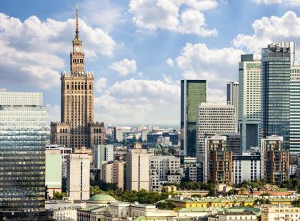 Najwyższy drapacz chmur w UE powstanie w Polsce! Ile będzie mierzył?