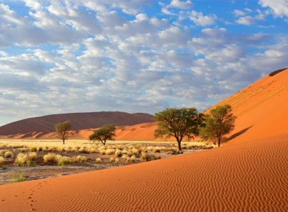 Namibia - dzikie piękno Afryki
