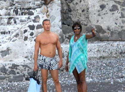 Naomi Campbell i Vladislav Doronin