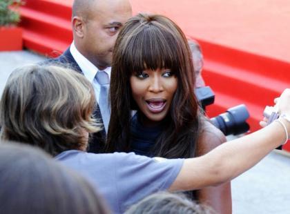 Naomi Campbell na 67. Festiwalu Filmowym w Wenecji