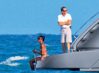 Naomi Campbell - Niekończące się wakacje