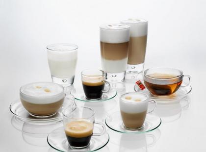 Napoje i desery kawowe od De'Longh na gorące imprezy!