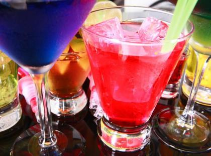 Napoje mieszane – Party Drinks