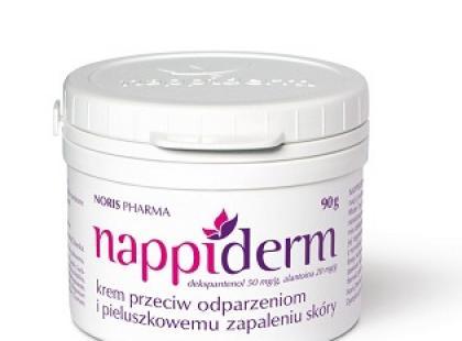 Nappiderm i Neodex do pielęgnacji dziecięcej skóry